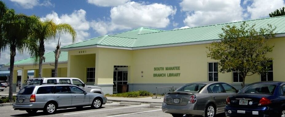 South Manatee Library, Bradenton FL